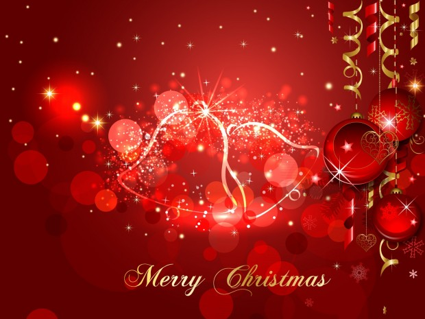 Merry Christmas Lights Wallpapers