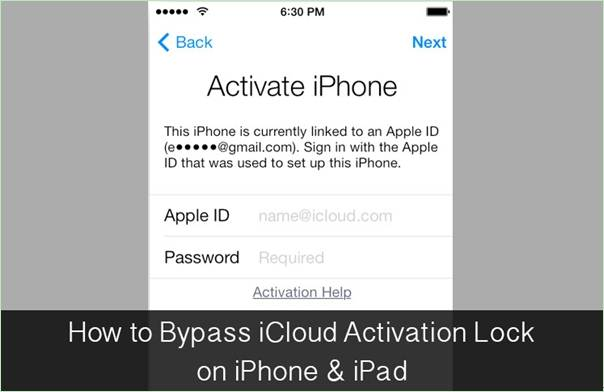 bypass-icloud-activation