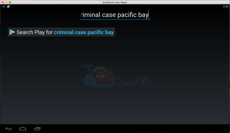 Criminal Case Pacific Bay for PC