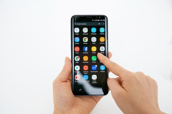 Wipe cache partition of Galaxy S8 and S8 Plus