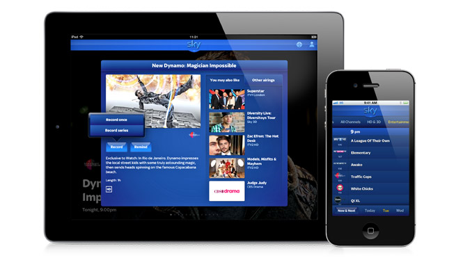 SKY HD App for Android, Install SKY HD APK for Android