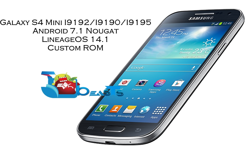 Install Android 7 1 Nougat on Galaxy S4 Mini via LineageOS 14 1