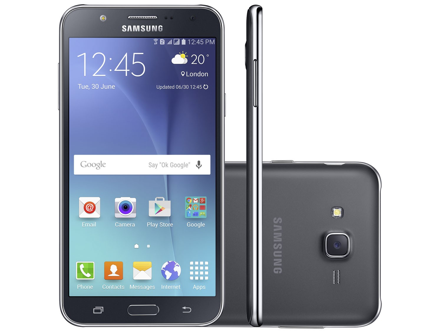 Install TWRP Recovery and Root Galaxy J7 J700T/J700T1