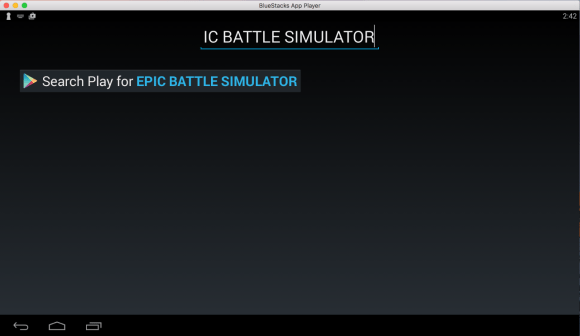 Epic Battle Simulator for PC