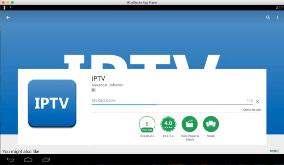 IPTV for PC