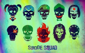 Suicide Squad Wallpaper - Suicide Squad HD Wallpapers