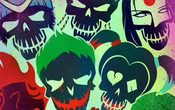 Suicide Squad Backgrounds