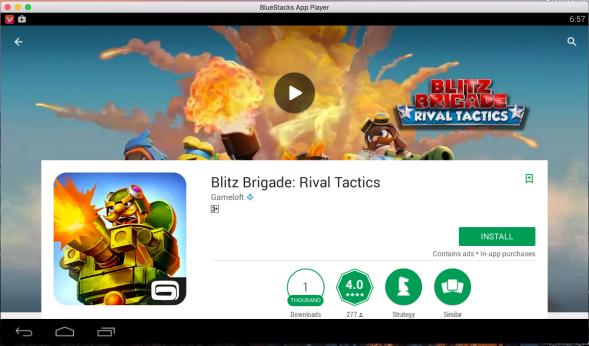 Blitz Brigade for PC