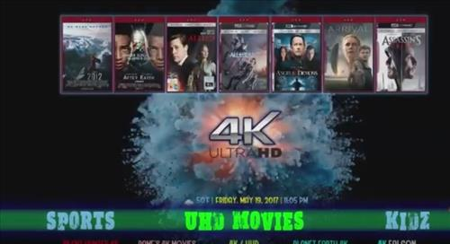 Install Eden Ultimate Build Kodi 17.3 Krypton