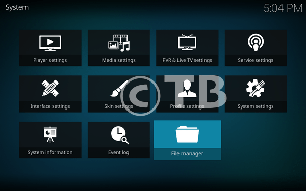 Genie TV Add-on Kodi