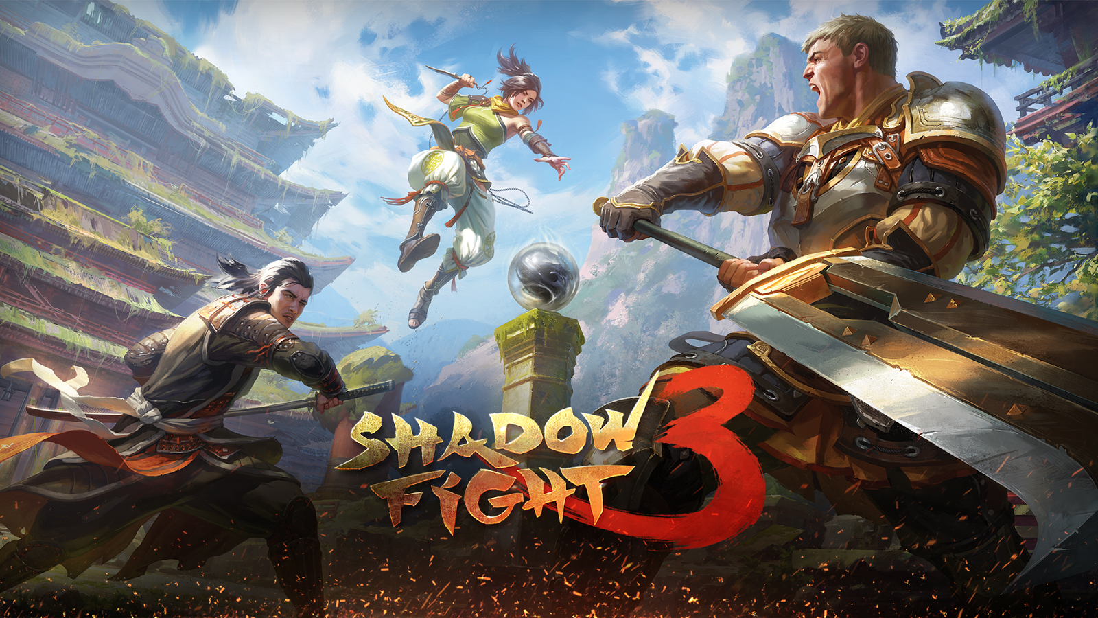 Image of Download Shadow Fight 3 v1.2.6710 Apk