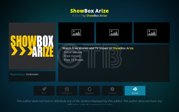 how to install showbox on your samsung smart tv