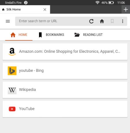 Top Best Kindle Fire Silk Browser Alternatives