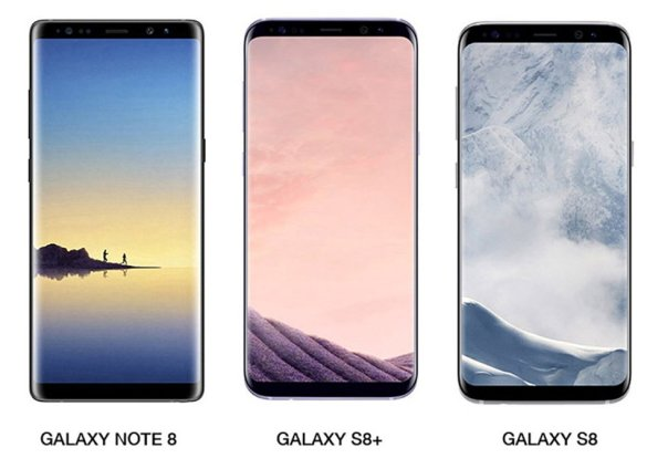 Install Galaxy Note 8 ROM on Galaxy S8 & S8 Plus