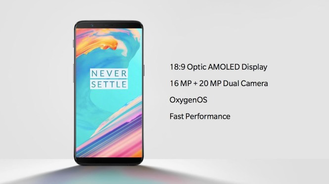 OnePlus 5T is official: Specs, features, pricing, launch details and more