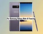 Fix Samsung Galaxy Note 8 Freezing