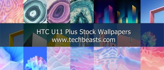 HTC U11 Plus Stock Wallpapers
