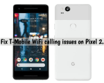 We've seen that T-Moblie users are having WiFi calling issues on Pixel 2. This is why we have created this post to Fix T-Mobile WiFi calling issues on Pixel 2. It seems that Pixel 2 users bad days are not over yet. Pixel 2 and Pixel 2 XL users are getting problems while using WiFi calling feature. It's not good as it was advertised. However, not everyone is complaining about. The problem is that when they are trying to call using WiFi it seems connected but sometimes it switches over to LTE.  We have seen many users saying that you have to call T-Mobile and ask them to enable WiFi calling feature. I would rather Fix T-Mobile WiFi calling issues on Pixel 2 myself. Heed the instructions below in order to Fix T-Mobile WiFi calling issues.