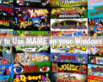 How to Use MAME