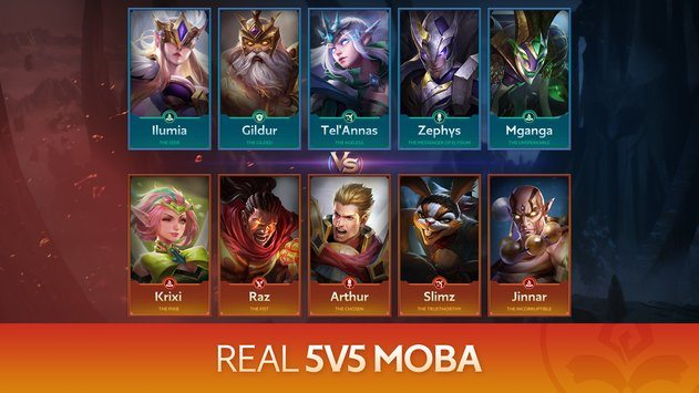 Download Arena of Valor AOV for PC - Windows and Mac
