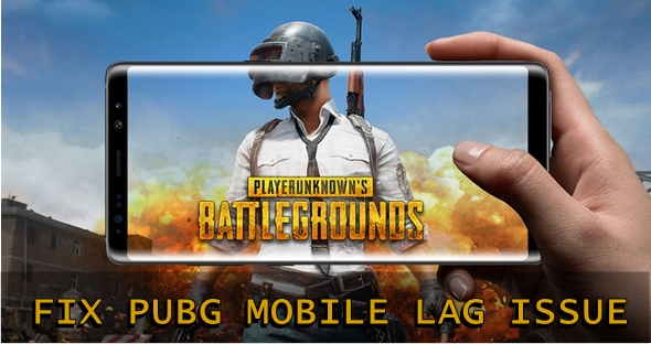 fix PUBG Mobile Lag Issue on Android