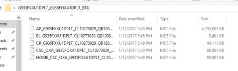 Galaxy S9 Firmware FilesQ
