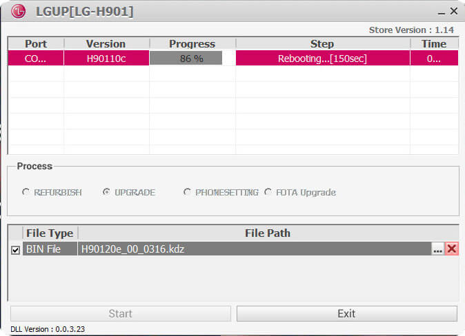 Latest* Download LG Flash Tool and LGUP Tool [2018] | TechBeasts