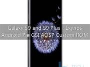 Download Android Pie GSI on Galaxy S9