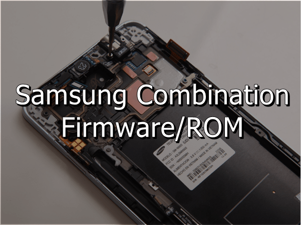 Combination Firmware