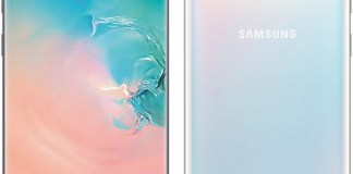 Galaxy S10 Plus Model Numbers