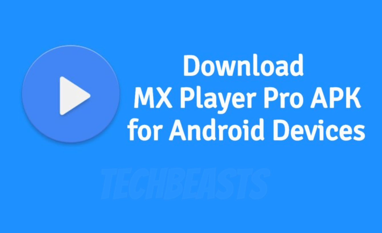 telecharger mx player pro apk