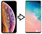 switch from iPhone to Galaxy S10