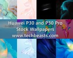 Huawei P30 Pro Stock Wallpapers