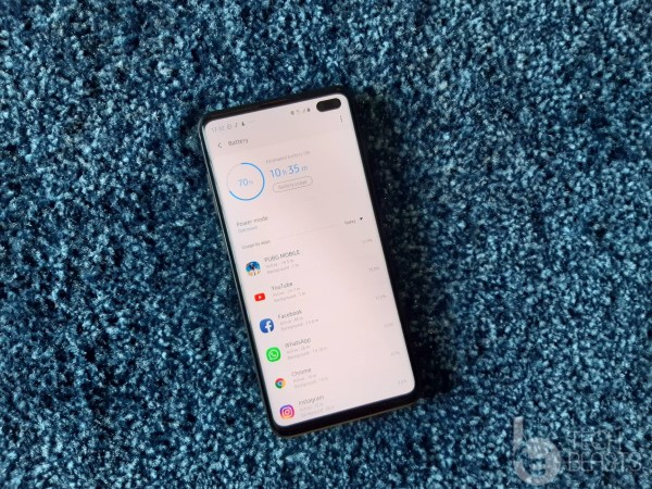 Galaxy S10 Battery Drain after Biometrics Update
