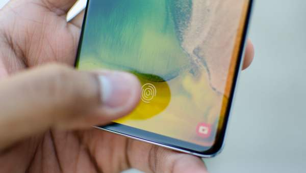 Galaxy S10 Biometrics Update Failed