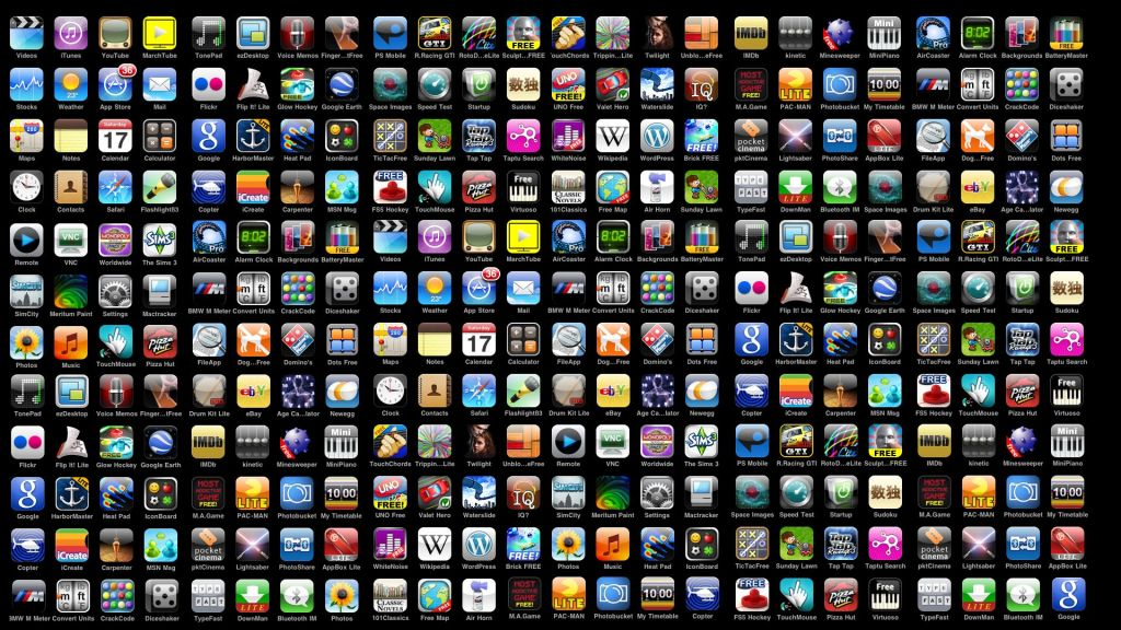 Modified Android Apps