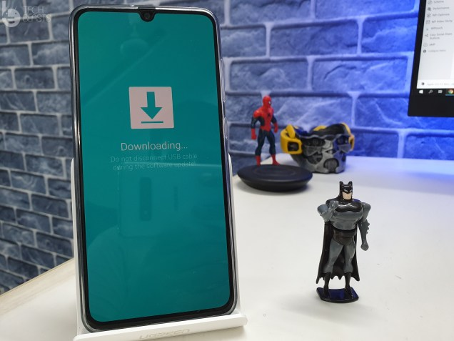 Galaxy A70 Download Mode