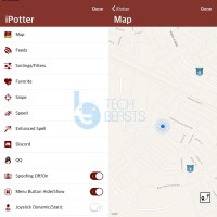 Install iPotter on iPhone and iPad