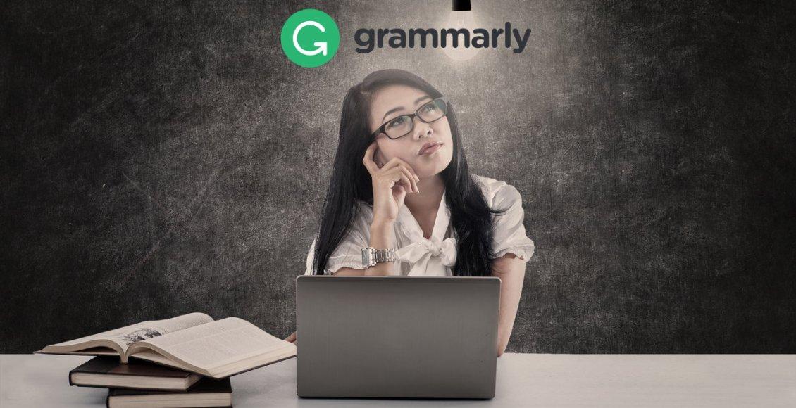 Correct Grammar with Grammarly