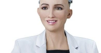 sophia robot pic