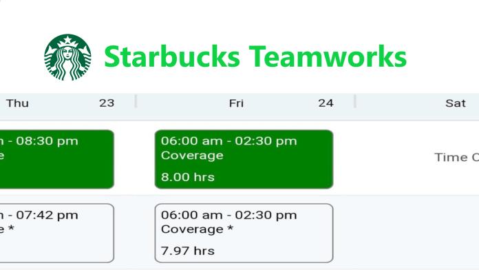 Starbucks Teamworks