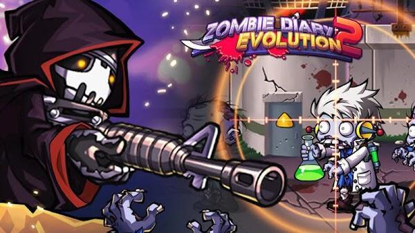 Zombie Diary 2 Evolution Mode apk