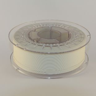 Alcia 3DP Filament PLA 1,75mm Old White (Made in Europe)