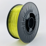 PETG 1,75mm gul transparent