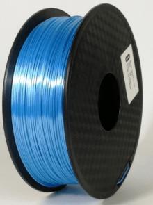 Silk like Blue PLA