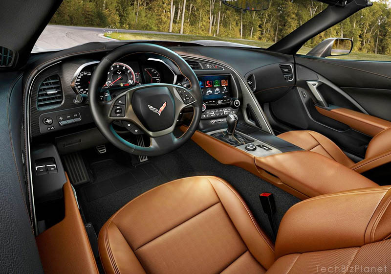 The New 2014 Chevrolet C7 Corvette Stingray Finally