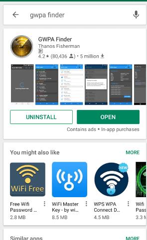 gwpa software