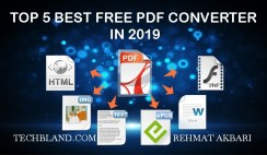 top 5 best free pdf converter in 2019