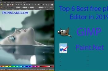 best free photo editor