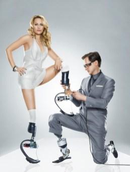 new upcoming technology bionic leg